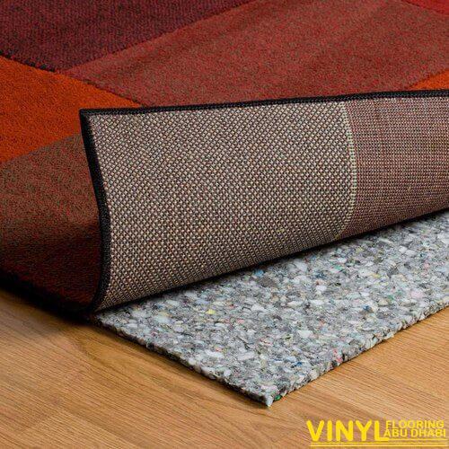 Carpet Stitching and Underlays